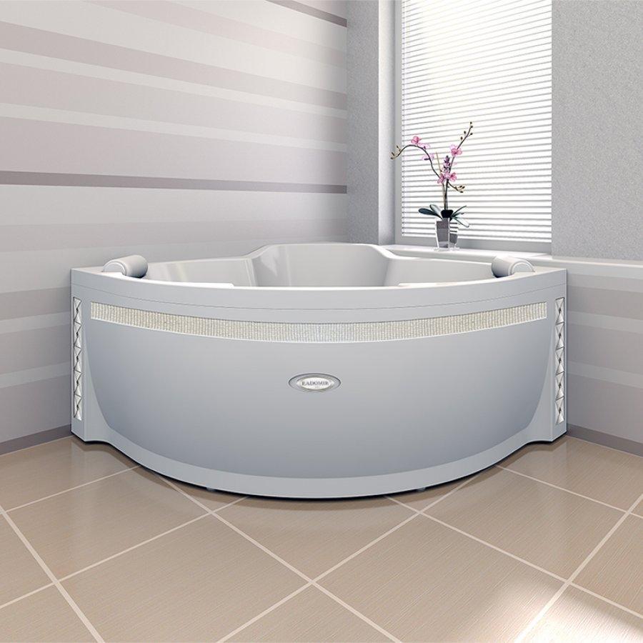 Многообразие моделей современных ванн от магазина Kvadratura