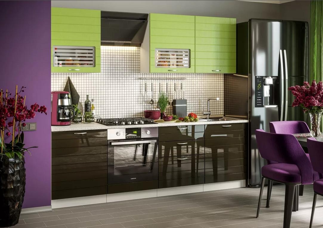Преимущества модульных кухонь от интернет-магазина «Юнити»