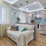 6 идей для перепланировки двухкомнатной квартиры
