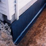 Гидроизоляция фундамента частного дома