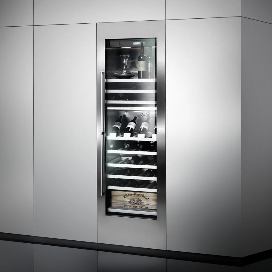 Винные шкафы и холодильники для дома