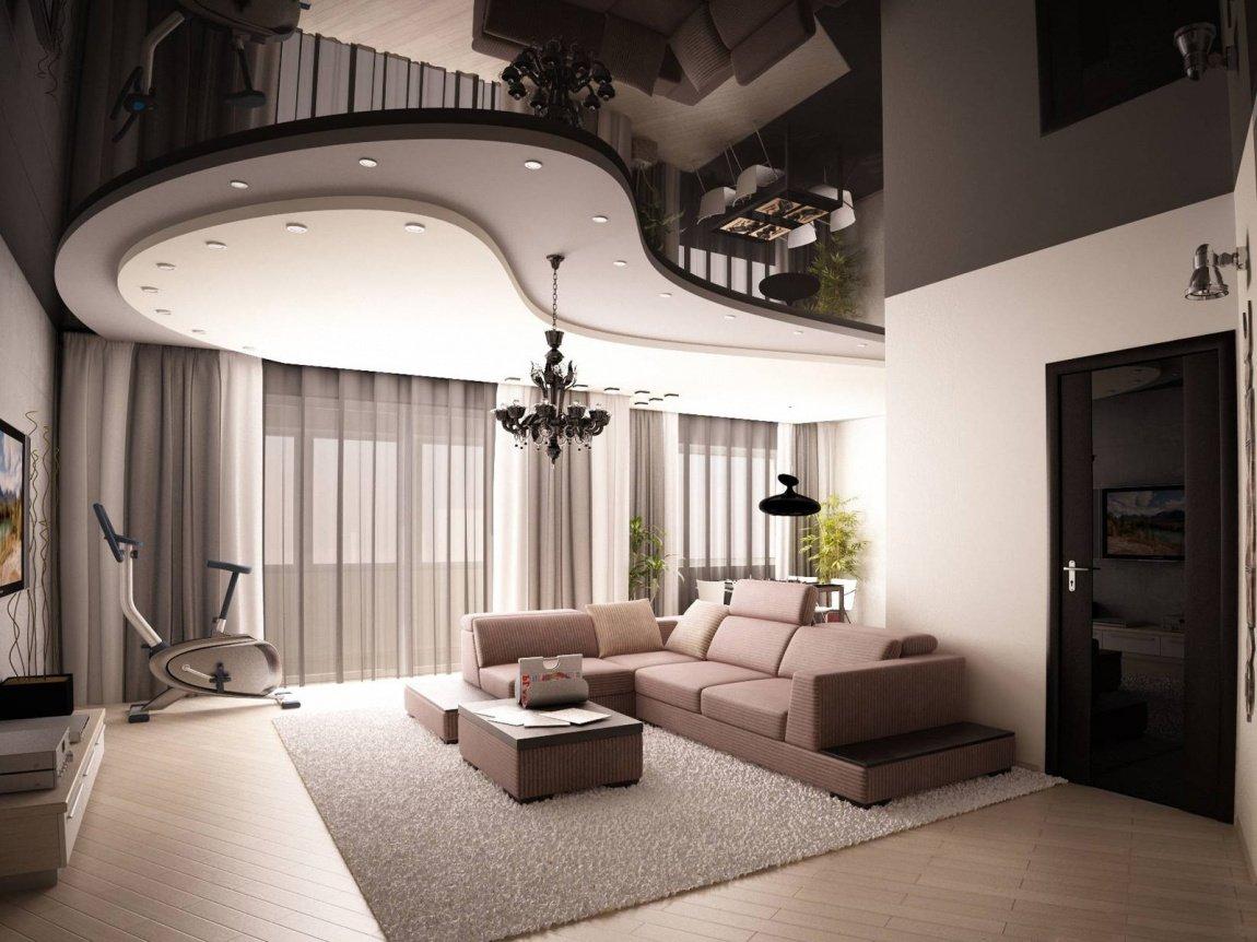 Какой потолок лучше – матовый или глянцевый?