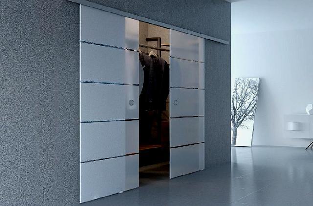 Преимущества выбора раздвижных дверных конструкций