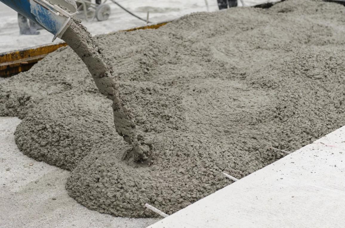 Покупка качественного бетона