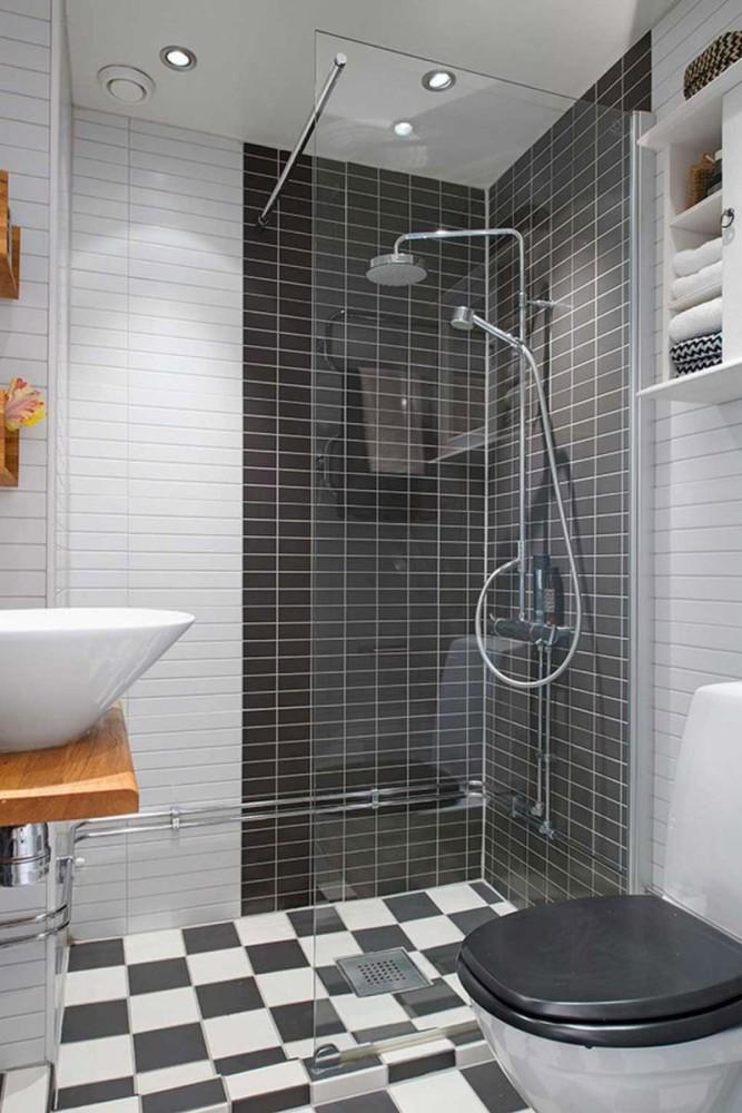 Как заставить ванную комнату казаться больше, чем она есть