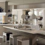 Кухня в стиле барокко: жемчужина в интерьере