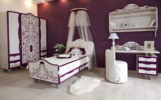 Как выбрать и повесить балдахин над кроватью?
