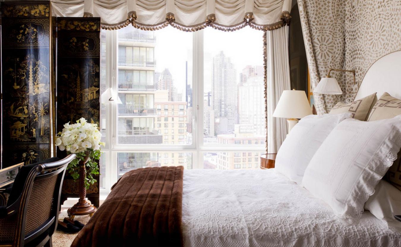 Цвета для спальни — выбор гаммы в комнату для сна и отдыха