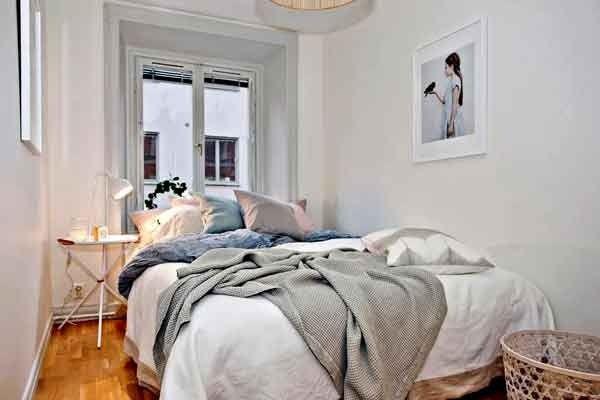 Маленькая спальня: правила оформления интерьера