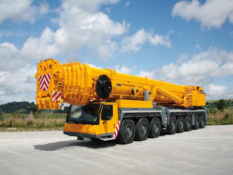 Аренда автокранов от 14 до 500 тонн грузоподъёмности