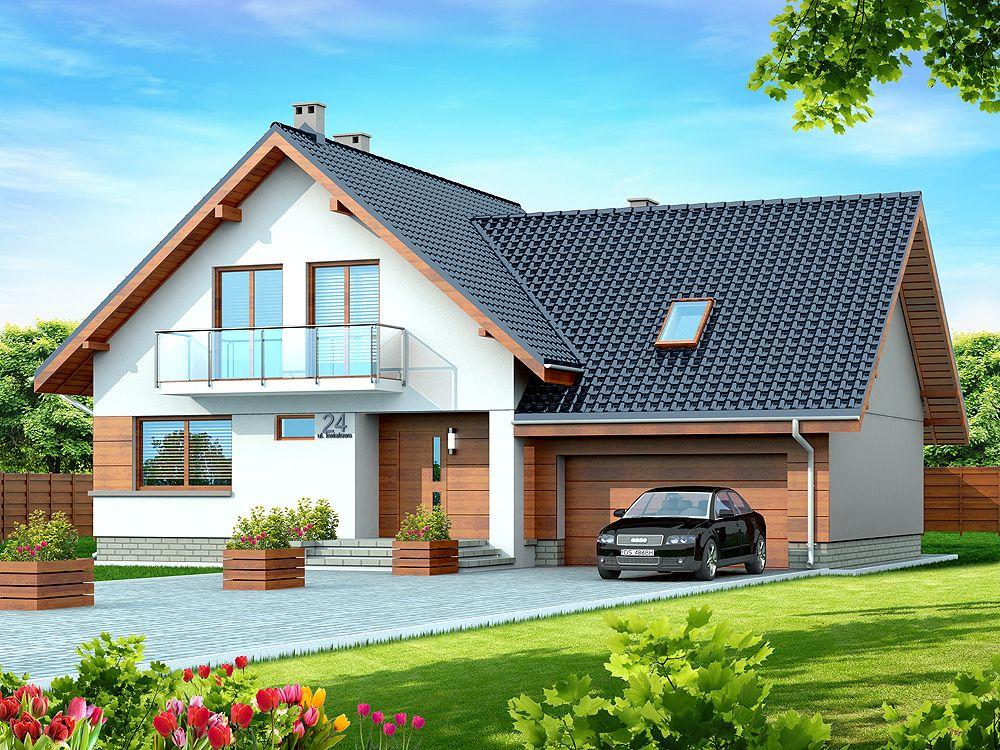 Что надо учесть, выбирая проекты домов с гаражом?