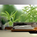 Как выбрать 3D обои для гостиной, узоры и цвета