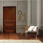 Что такое шпонированные двери и какие лучше