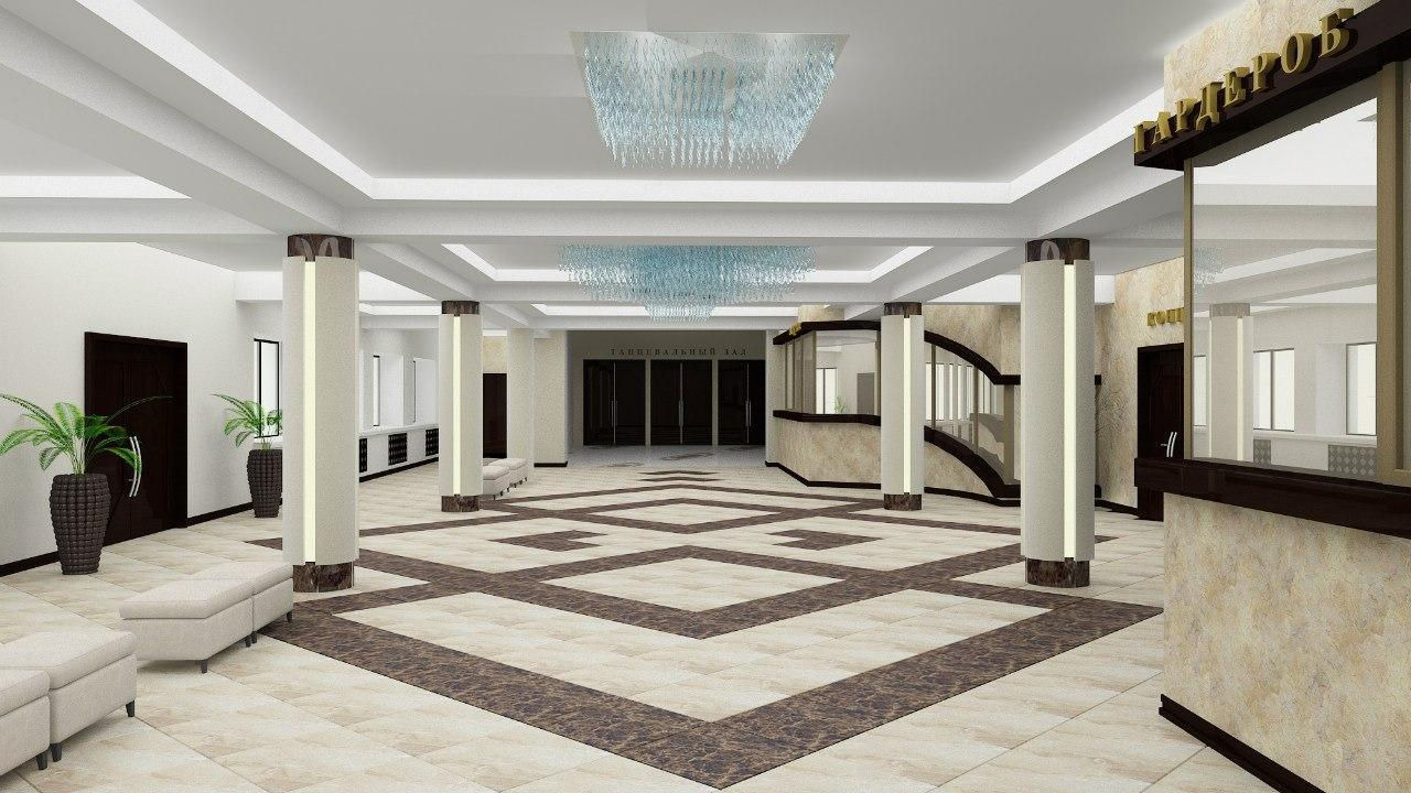 Холл, фойе и вестибюль: в чем разница?
