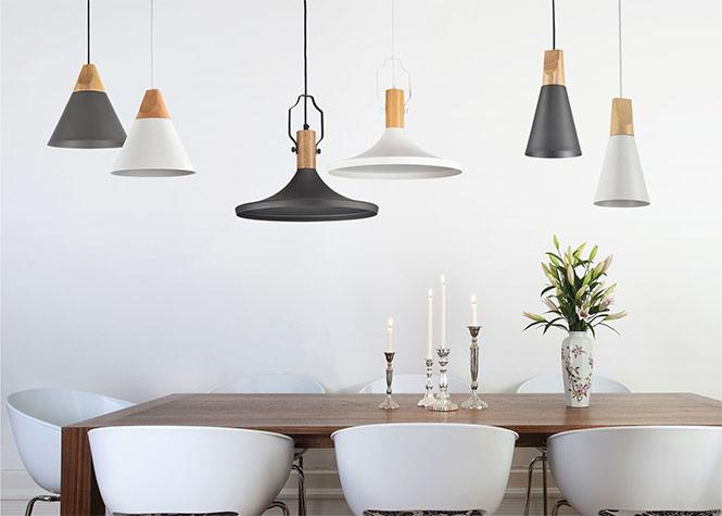 Как выбрать подвесной светильник?