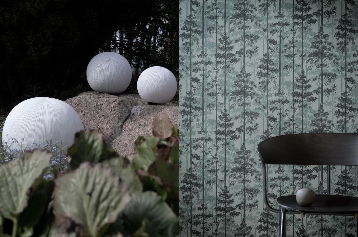 Находки для дома и сада в шведском стиле