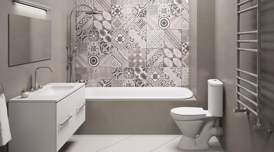 Выбор сантехники и плитки для ванной?