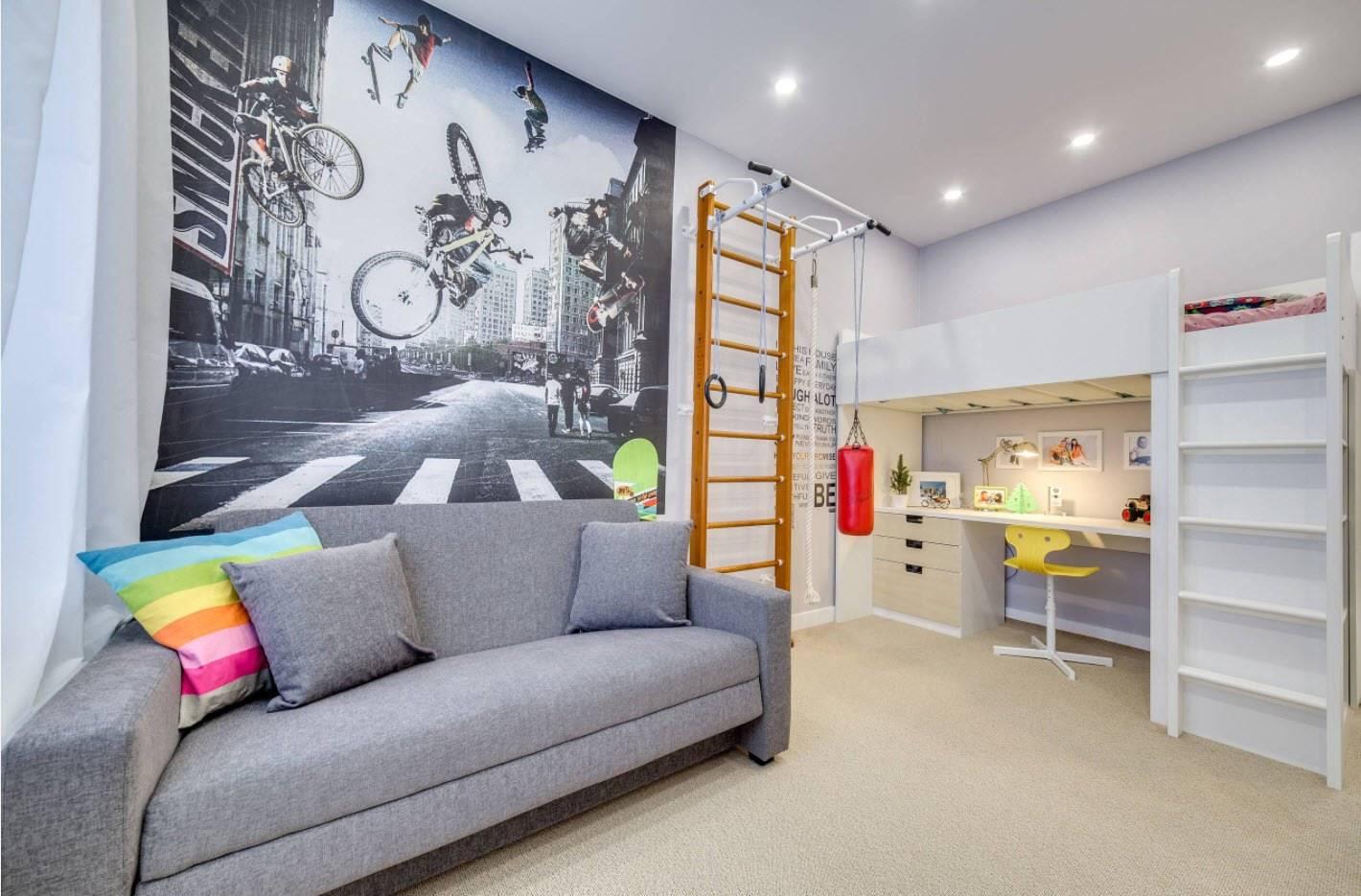 Как обустроить комнату для подростка: мнение эксперта