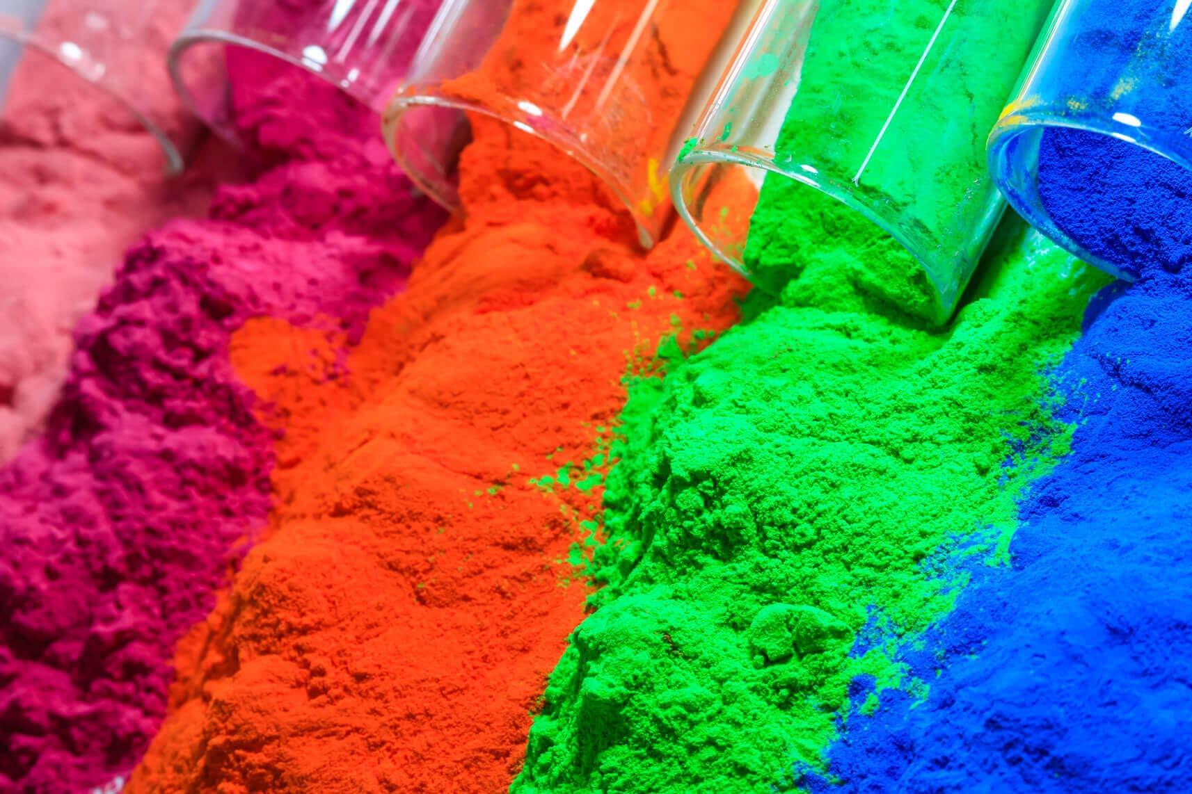 Полимерно-порошковая краска: особенности и область применения