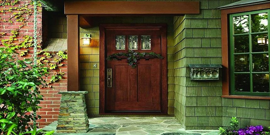 Металлические входные двери с особыми свойствами
