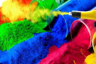Преимущества и разновидности порошковых красок