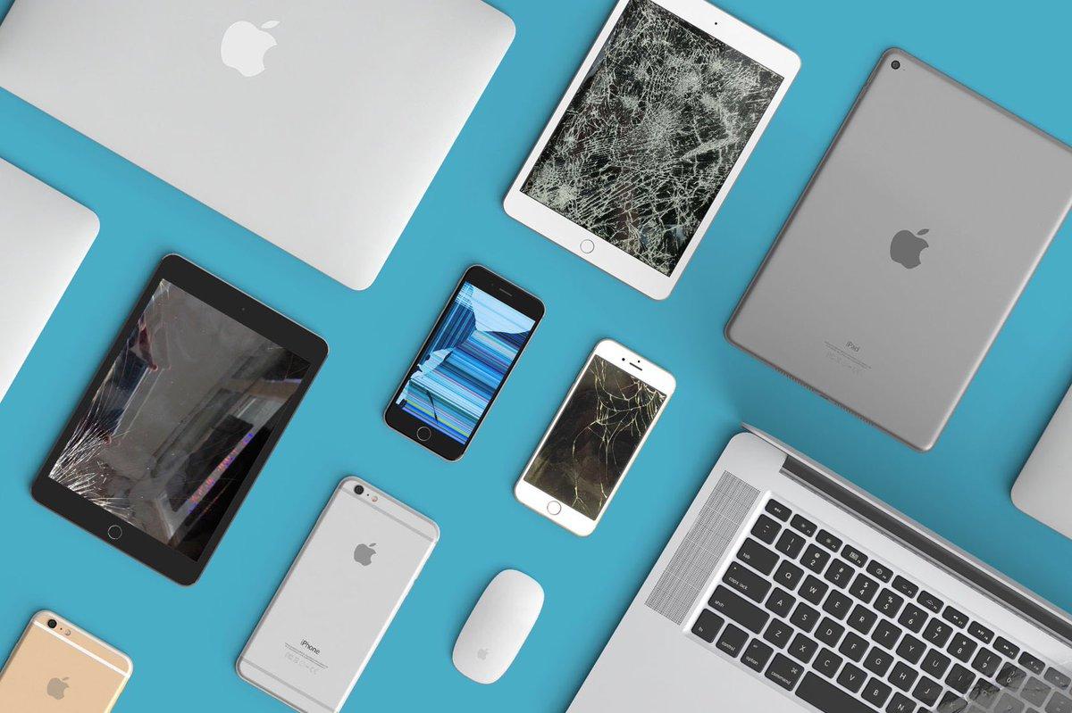 Любой ремонт разнообразной техники от Apple