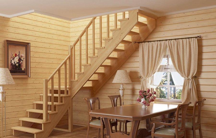 Лучшие виды лестничных конструкций от компании Рулесенка
