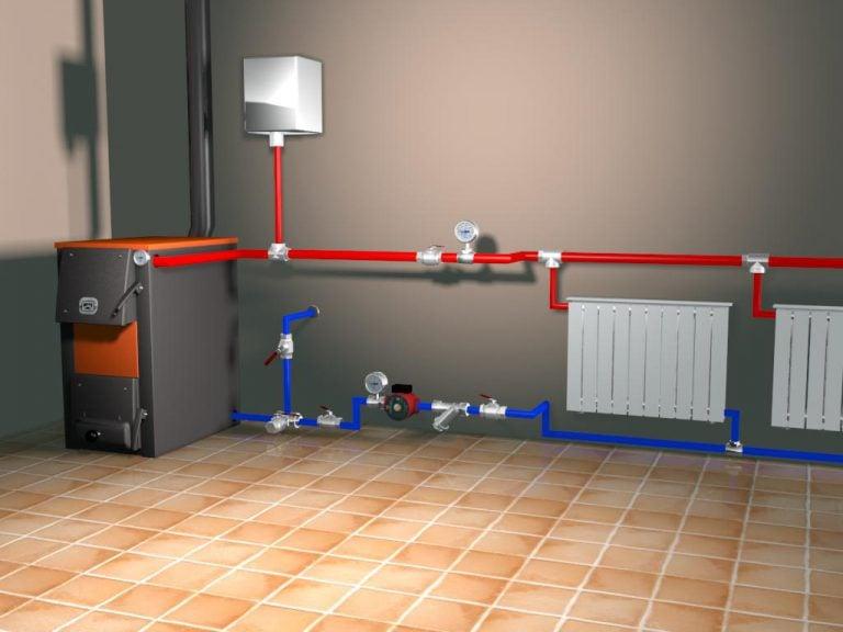 Какие трубы лучше для радиаторов отопления