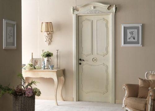 Двери из древесины венге: заслуженная популярность