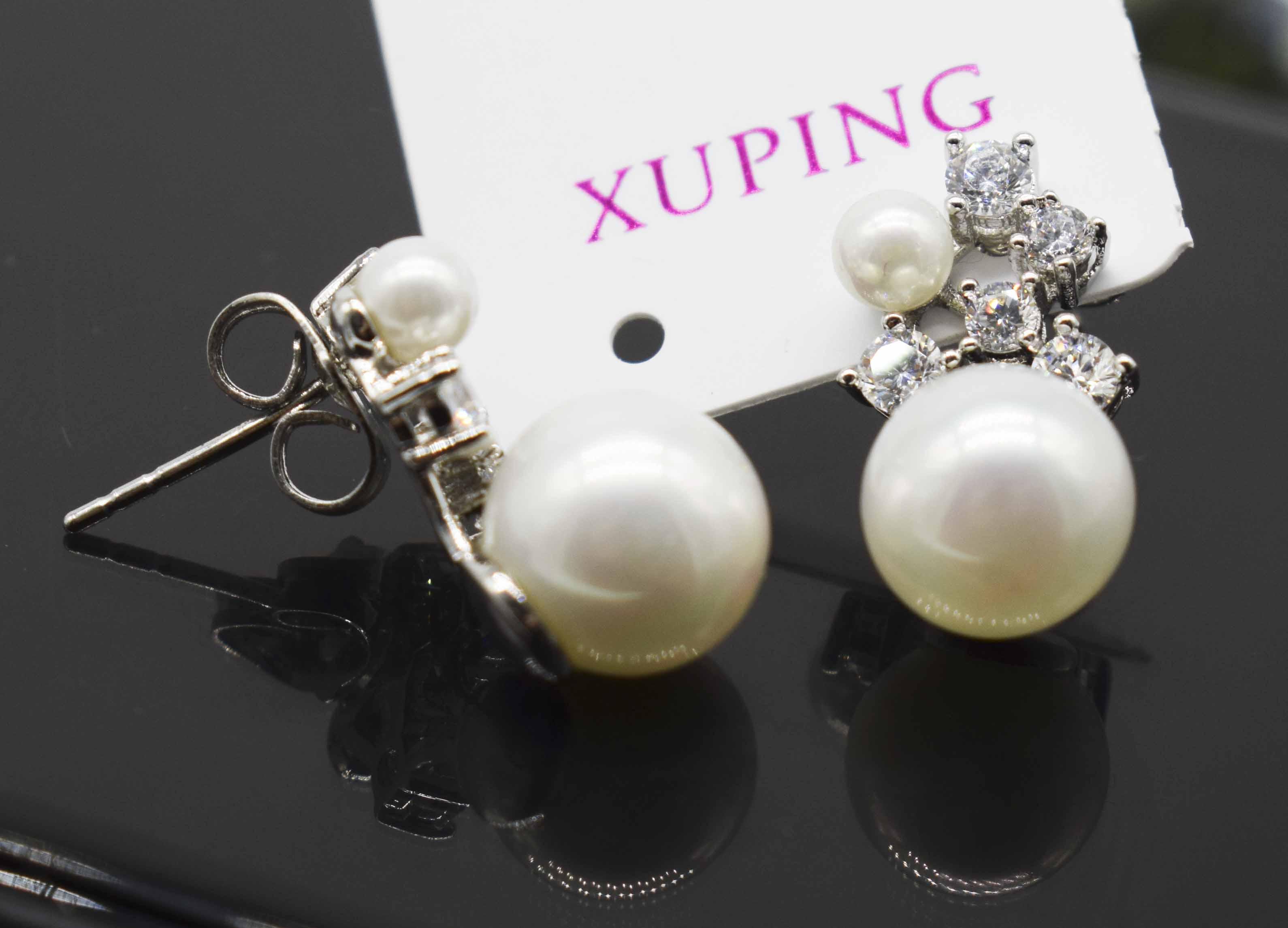 Специфика ювелирной бижутерии Xuping