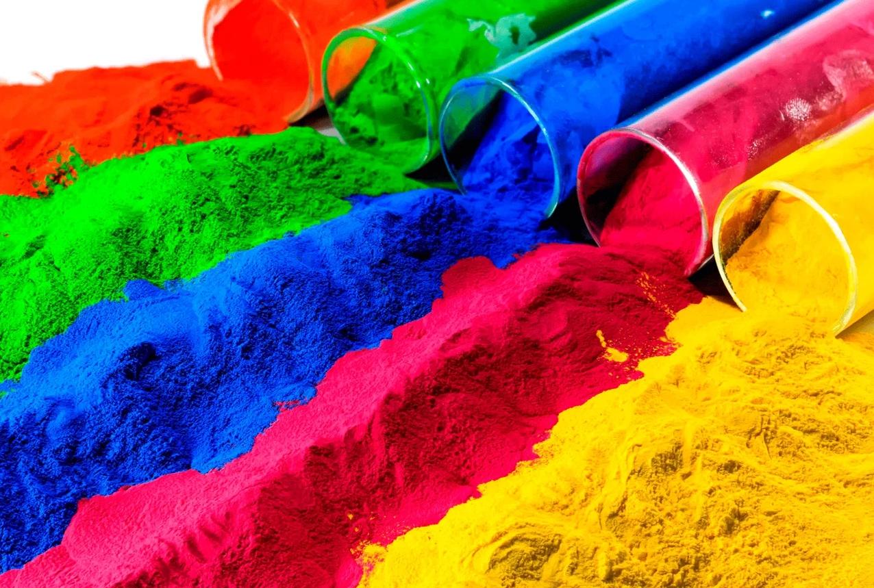 Краска порошок: особенности и преимущества
