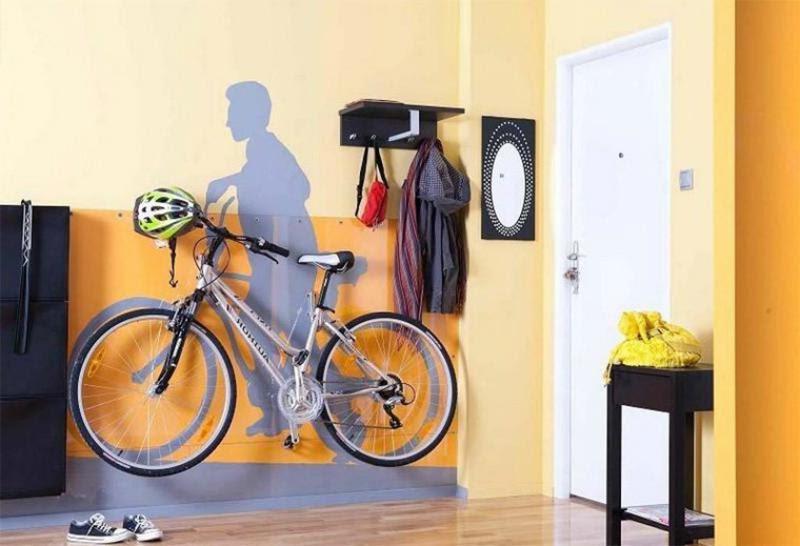Как и где хранить велосипед в зимний период?