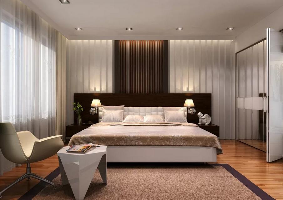 Правила идеальной спальни