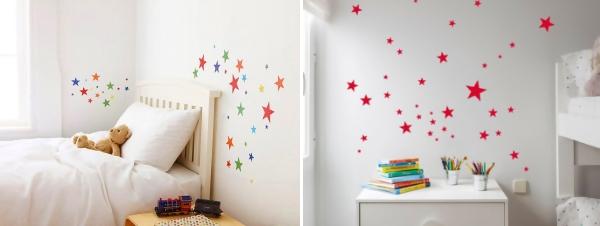 Декор детской комнаты: оригинальные идеи оформления