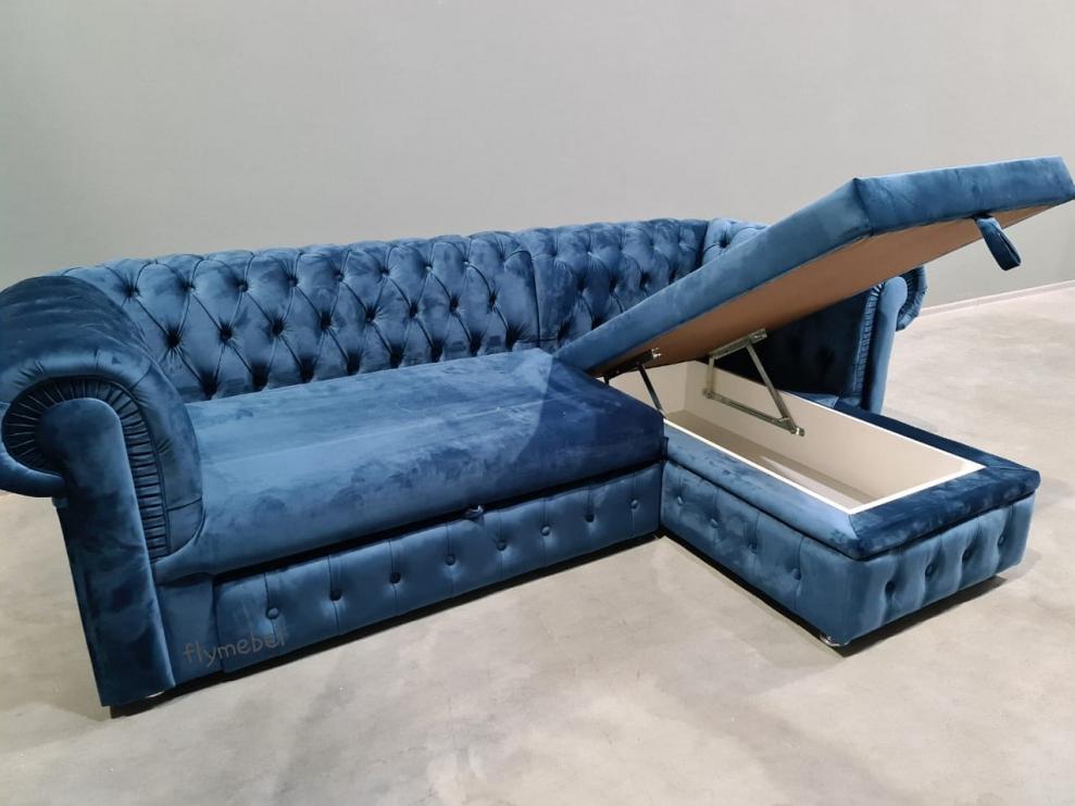 Преимущества мебели Честерфильд
