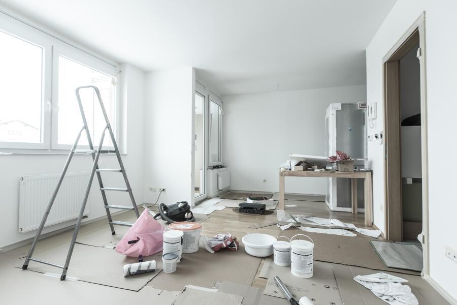 Как подготовиться к ремонту квартиры своими силами?