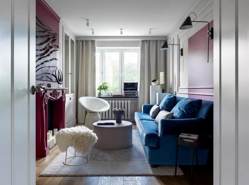 Дизайн маленькой гостиной: создаем уютное пространство