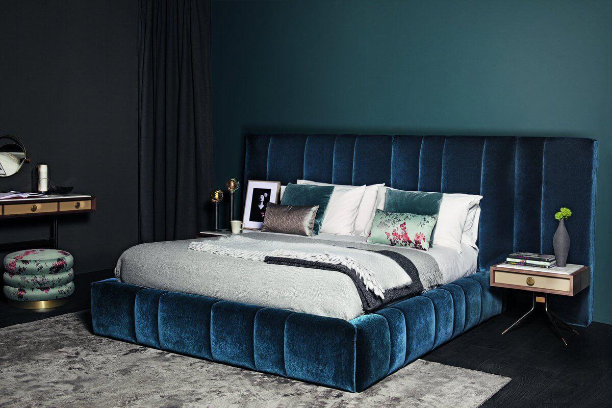 Как выбрать удобную кровать для спальни