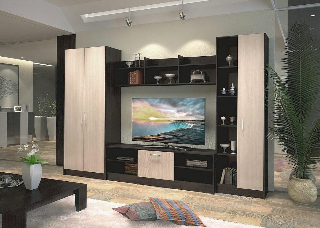 Корпусная мебель: яркий стилевой акцент вашего домашнего интерьера